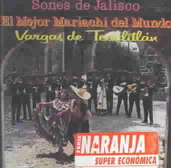 SONES DE JALISCO BY VARGAS,MARIACHI (CD)