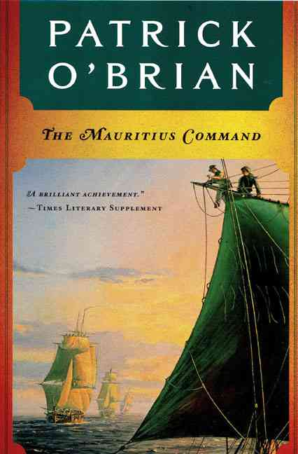 Mauritius Command By O'Brian, Patrick
